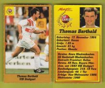 Stuttgart Thomas Berthold Germany 164